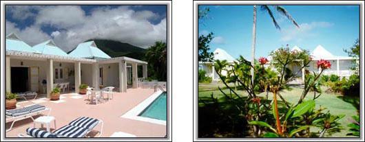 Luxury Nevis Island Villa Rental - Morning Glory