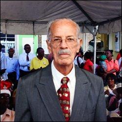 Nevis Businessman - Mr. Arthur Evelyn