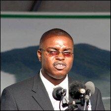 Ernie Stapleton - Nevis Ministry of Environment