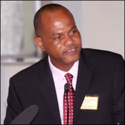 Mr. Everett Martin - GM of The Bank of Nevis
