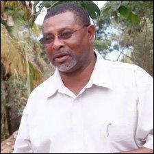 Mr. George Morris - Nevis Water Department