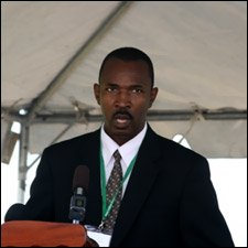 Mr. Joseph Williams Speaking At Conference