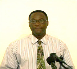 Permanent Secretary In The Ministry Of Education - Mr. Joseph Wiltshire