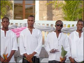 Mr. Kool Contestants - 2011