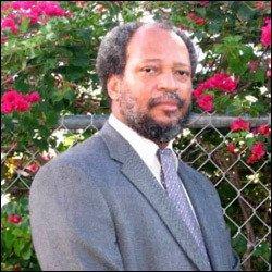 Nevis Disaster Management Director - Mr. Lester Blackett
