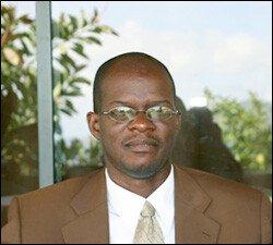 Nevis' Attorney General - Patrice Nisbett