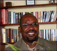 St. Lucian Minister - Mr. Richard Frederick