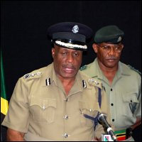 Acting Police Commisioner - Stafford Liburd