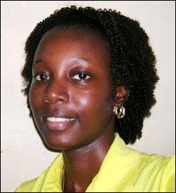 Ms. Agiel Browne - Nevis Scholar