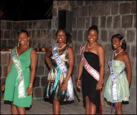 Ms. Culturama Contestants 2008