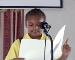 St. Thomas Primary School Student - Ms. Dahlia Slack