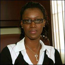 Nevis' Ministry of Finance Ms. Karen Hobson