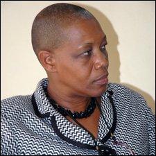 Ex National Assembly Speaker - Marcella Liburd