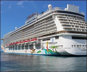 MS Norwegian Getaway Makes Call To St. Kitts