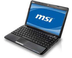 MSI U270 Netbook