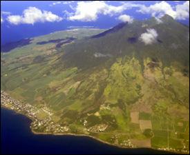 Mt. Liamuiga Volcano - St. Kitts