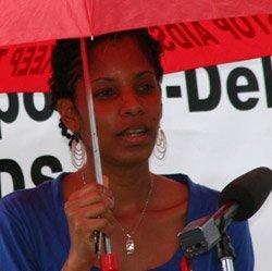 Nadine Carty Caines - HIV Coordinator