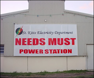Needs Must Power Station