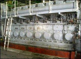 Needsmust Power Plant Generator