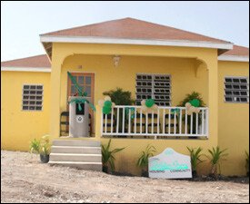 Affordable Housing on Nevis Continues To Grow