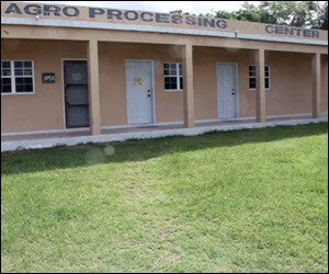 Nevis' Agro Processing Centre