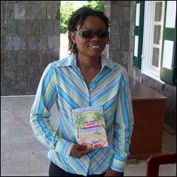 Nevisian Author - Vanessa Webbe