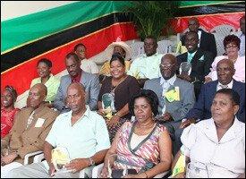 Nevis Awardees - 2009