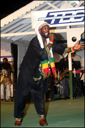 Nevis Senior Kaiso Finalist - Nutsie