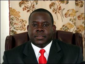 Nevis Communications Minister - Robelto Hector