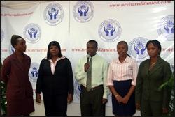 Nevis Credit Union Announces Library Donation