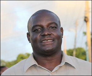 Nevis Cricket Hero - Carl Tuckett