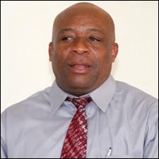 Nevis' Culture Minister - Mr. Hensley Daniel
