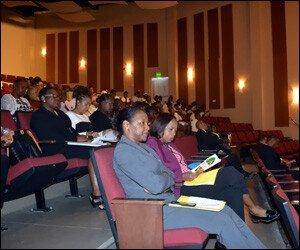 Nevis Economy Consultation Participants