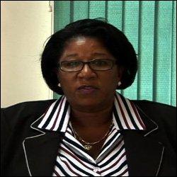Nevis Education Officer - Jennifer Hodge