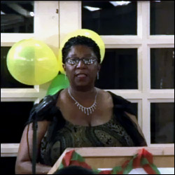 Mrs. Jennifer Hodge - Principal Education Officer For Nevis