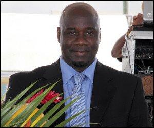 Nevis Environment Minister - Alexis Jeffers