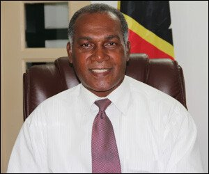 Nevis PM and Finance Minister - Vance Amory