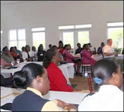 Nevis Financial Services Sector Seminar
