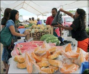 Fresh Nevis Fruit and Veg