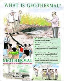Nevis Geothermal Energy Leaflet