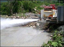 Nevis Island Geothermal Energy Well