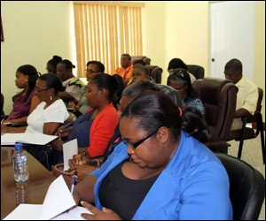 Meeting of Nevis Head Teachers