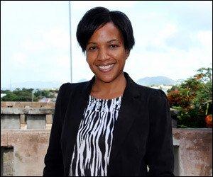 Nicole Slack-Liburd - Nevis Health Ministry