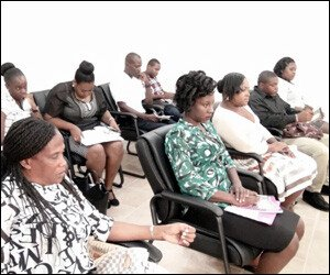 Nevis Immigration Officer Training