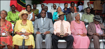 2011 Independence Day Awardees