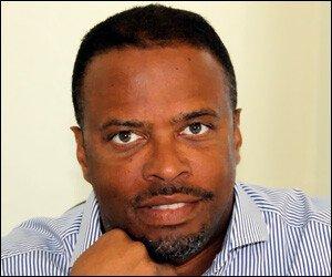 Mark Brantley - Nevis Information Minister