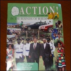 Nevis Island Action Magazine