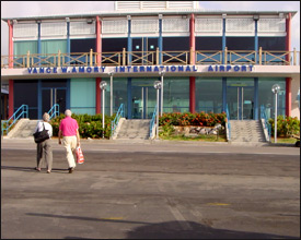 Vance W. Amory International Airport - Nevis, West Indies