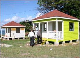 Nevis Island Artisan Village