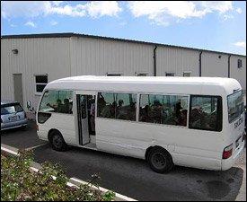 Nevis Island's Disaster Management Unit